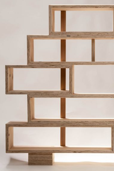 Ply Modular shelving from $80